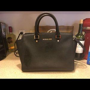 Medium size Michael Kors Selma purse